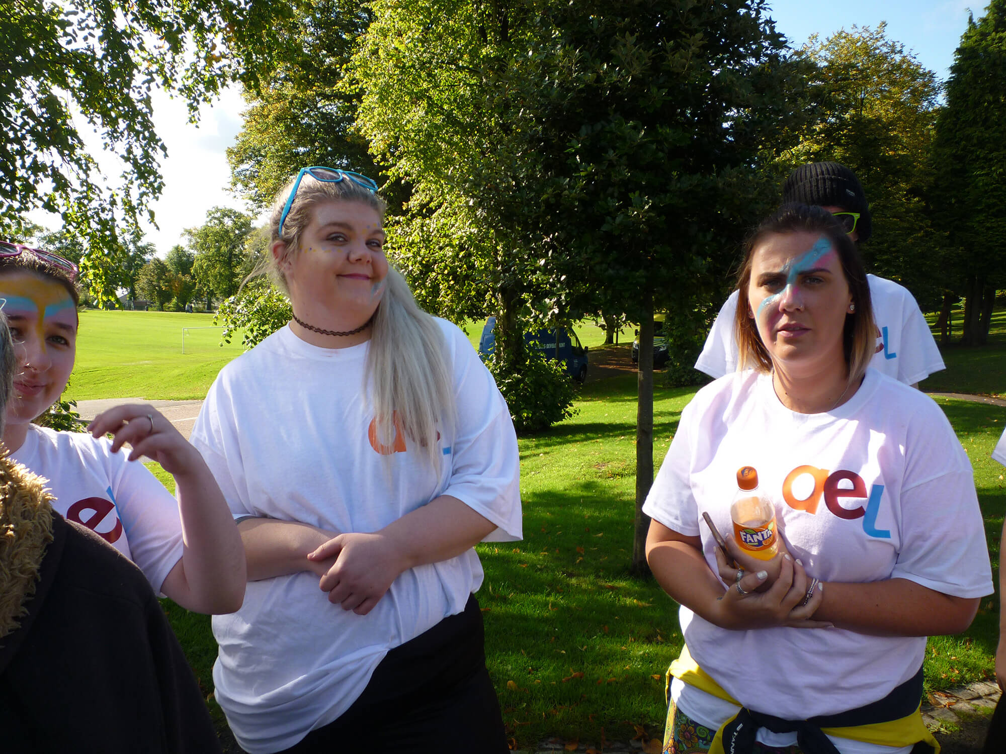 AEL | Colourblast fun in Lisburn